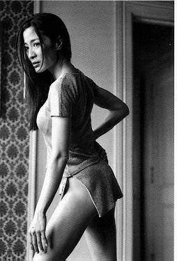 naked michelle yeoh